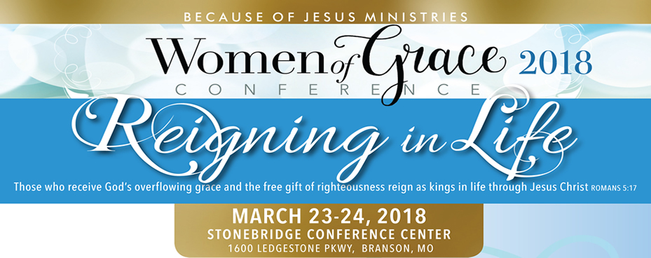 WOmen of Grace - Branson 2018 Messages